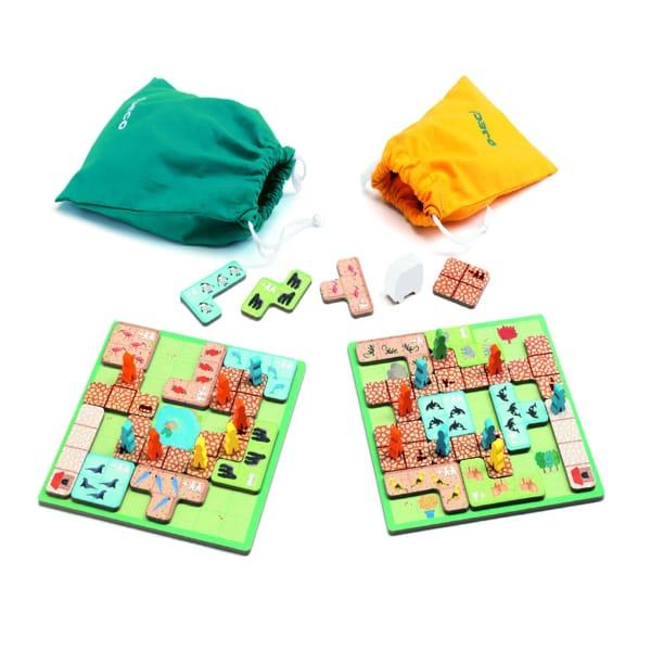 Joc De Strategie Wonderzoo Pentru copii. 2