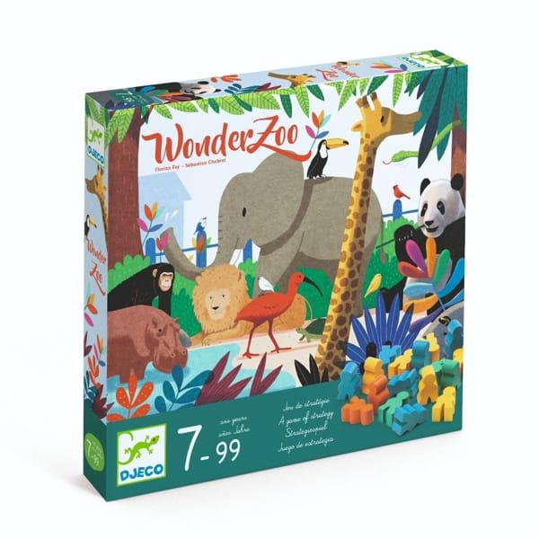Joc De Strategie Wonderzoo Pentru copii