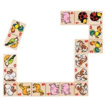 Joc Domino Animale Pentru Copii