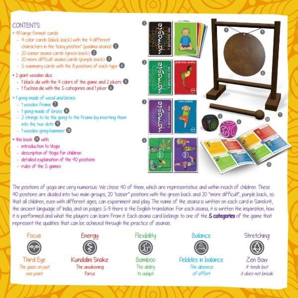 Joc Educativ Namaste Yoga-6