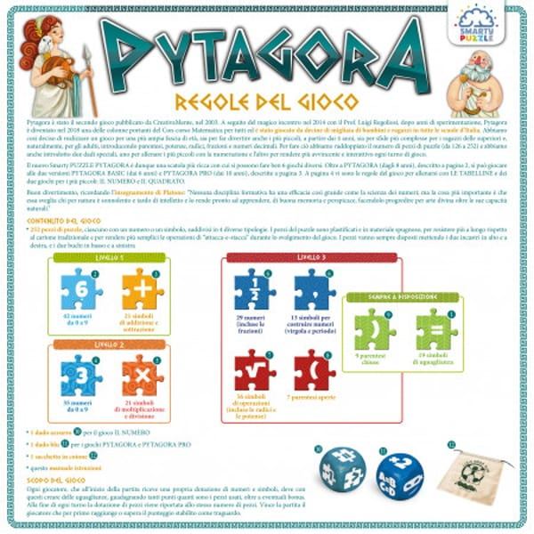 Joc Educativ Smarty Puzzle- Pytagora-1