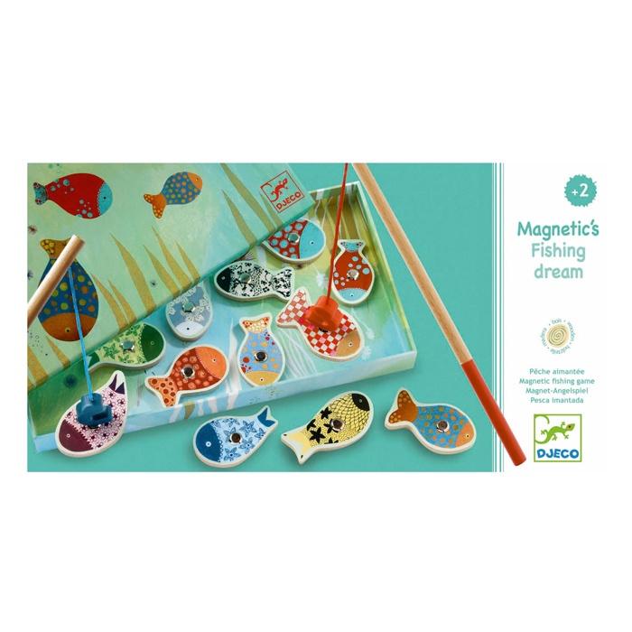 Joc Magnetic De Pescuit Djeco (2)