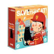"""Joc de cooperare """"Pompierii Salvează Pisica"""""""