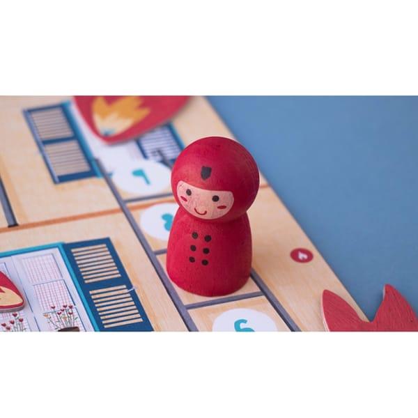 Joc de cooperare Pompierii Salvează Pisica-4