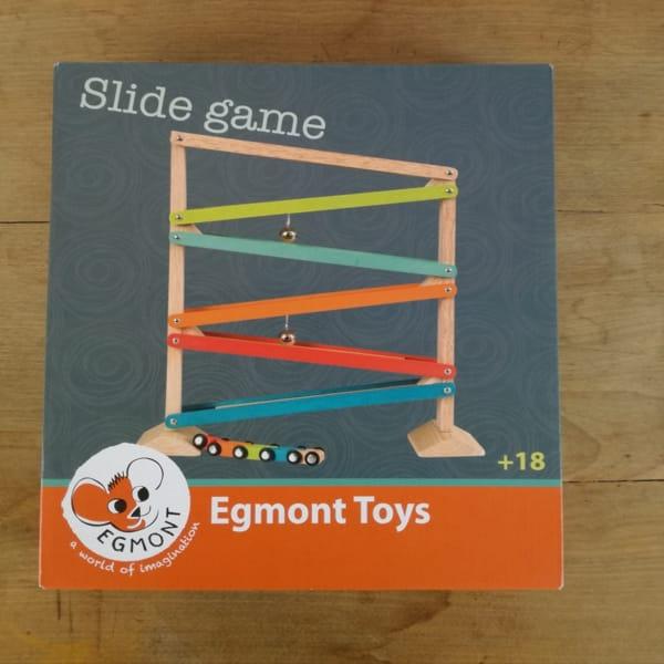 Jucărie Cu Pantă Din Lemn Pentru Copii1