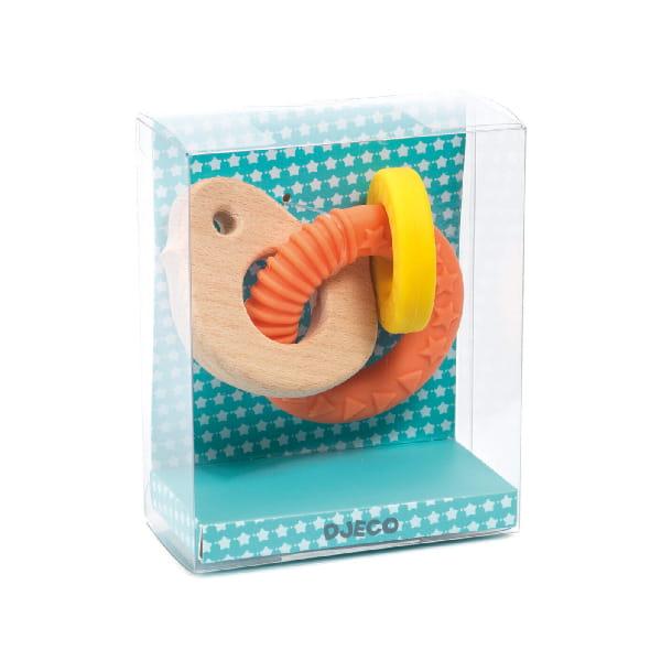 Jucărie Gingivală Pentru Bebeluși – 'PitiBird'