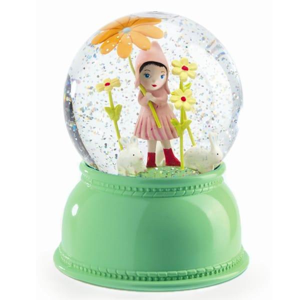 Lampă De Veghe (LED) Fetița Cu Flori