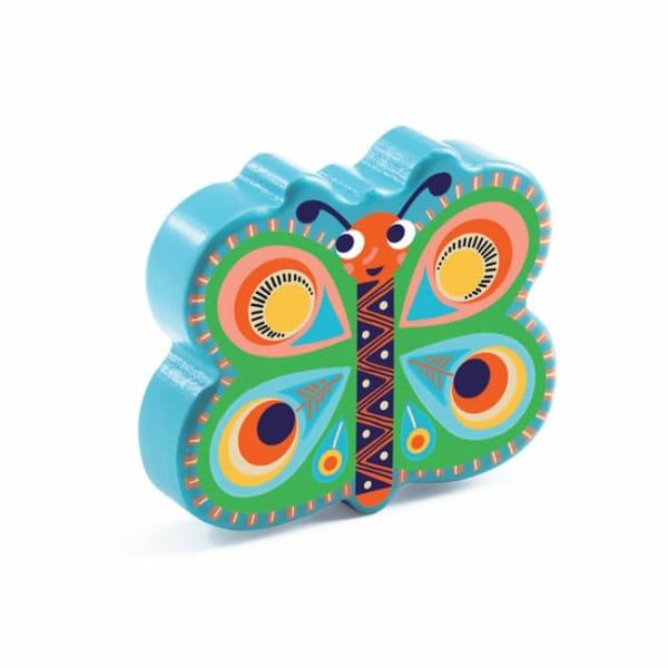 Maracas Fluture Pentru Copii