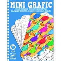 Mini Grafic - Planșe De Desenat Animale