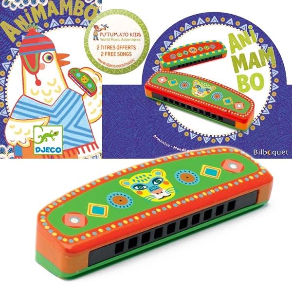 Muzicuta Copii Instrument Harmonica Copii