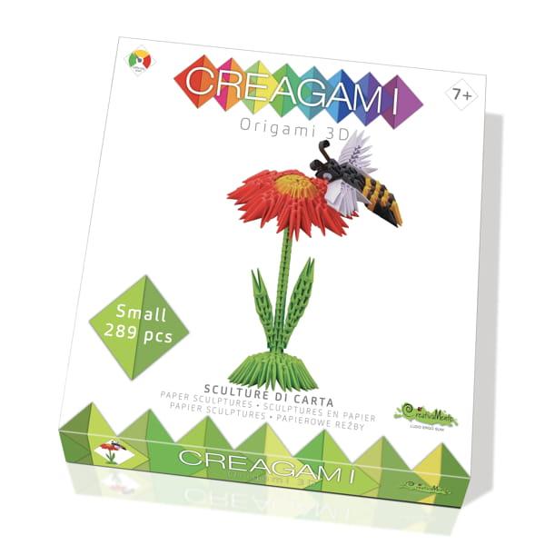 """Origami 3D Creagami """"Albină"""""""