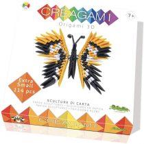 """Origami 3D Creagami """"Fluture"""""""