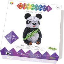 """Origami 3D Creagami """"Panda"""""""