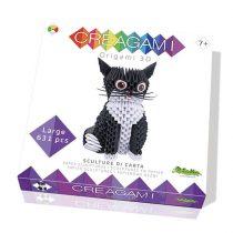 Origami 3D Creagami Pisică