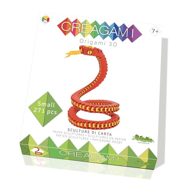 "Origami 3D Creagami ""Șarpe"""