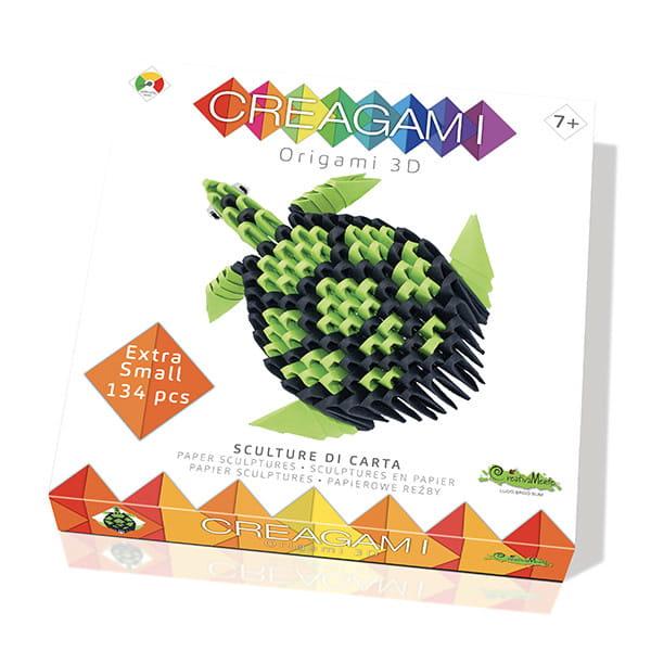 """Origami 3D Creagami """"Țestoasă"""""""