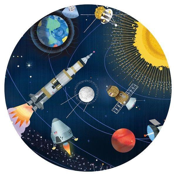 Puzzle Băieți Observație Cosmos (200 Piese)-1