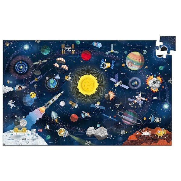 Puzzle Băieți Observație Cosmos (200 Piese)-3