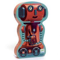 """Puzzle Băieți """"Robotul Bob"""" (36 Piese)"""