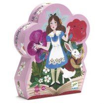 """Puzzle Copii """"Alice În Țara Minunilor"""" (50 Piese)"""