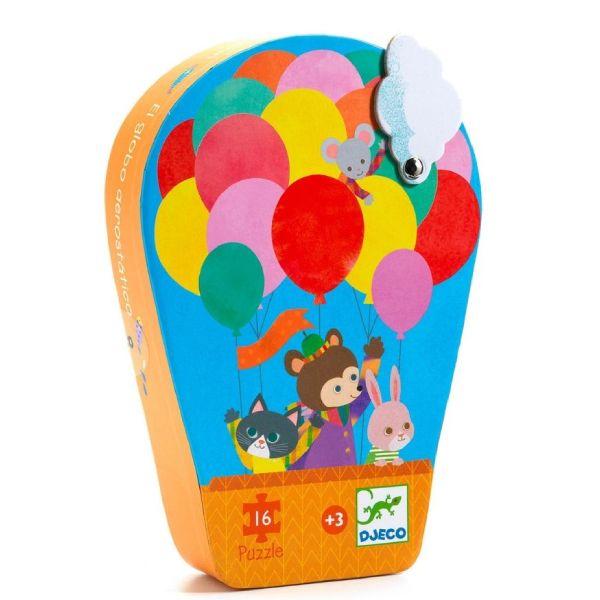 "Puzzle Copii ""Balon"" (16 Piese)"