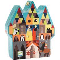 Puzzle Copii Castelul Fantastic (54 Piese)