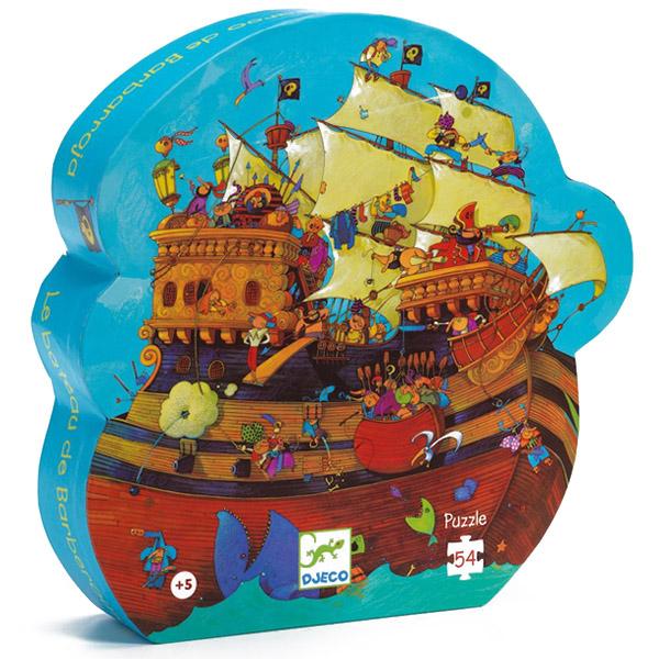 """Puzzle Copii """"Corabia  Barbarossa"""""""