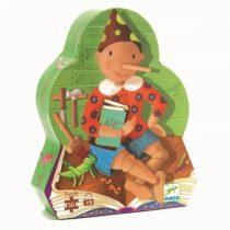 Puzzle Copii Pinocchio (50 Piese)