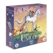 """Puzzle Copii """"Unicorn"""" (350 Piese)"""