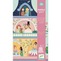 "Puzzle Gigant ""Castelul Prințeselor"" (36 Piese)"