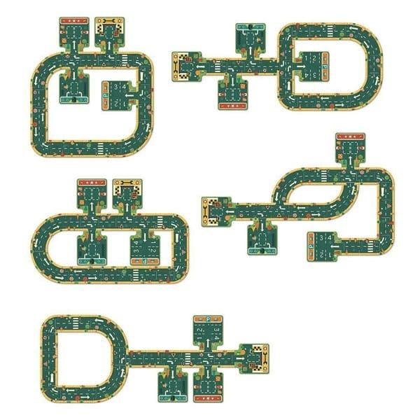 Puzzle Gigant Cu Șosele Și Trasee Auto.jpg2