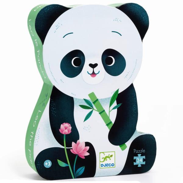"""Puzzle Ursul Panda """"Leo"""""""