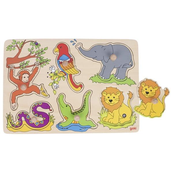 Puzzle Sonor – Grădina Zoologică