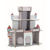 Raft Din Lemn - Castel