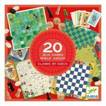 Set 20 Jocuri Clasice Pentru Copii