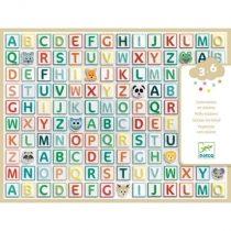 Set Abțibilduri Alfabet