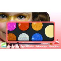Set Culori Make-Up Non Alergic - Metalic