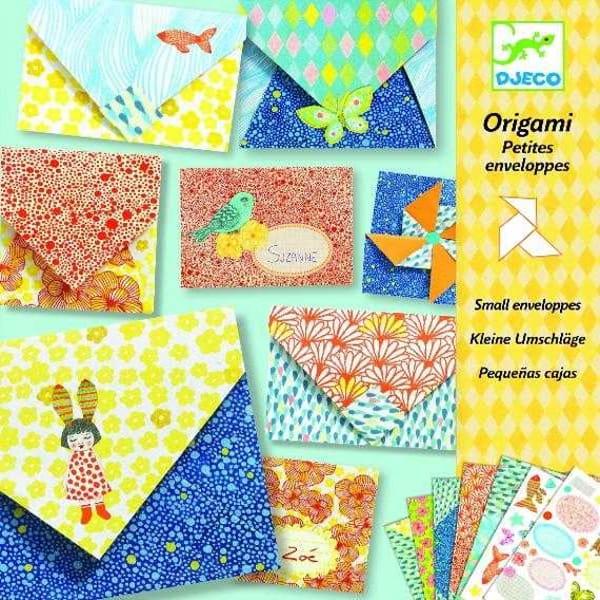 Set Origami Copii De Confecționat Plicuri