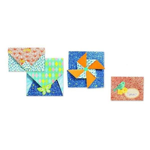 Set Origami De Confecționat Plicuri