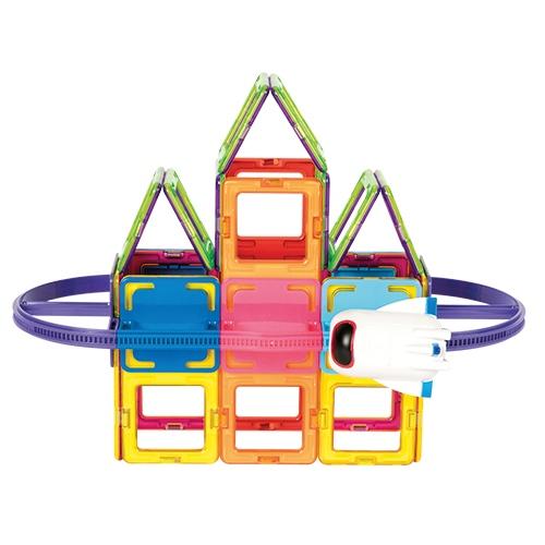 Set De Construit Magnetic Magformers Sky Track (2)