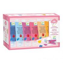 Set De Pictură Cu Mâna Sweet 6 Culori
