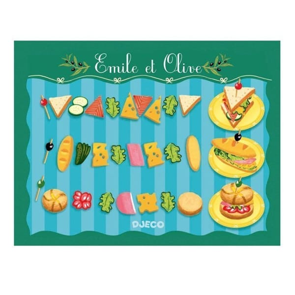 Set de Confecționat Sandvișuri Pentru Copii2jpg