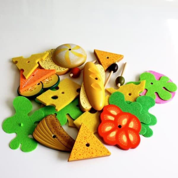 Set de Confecționat Sandvișuri Pentru Copii3