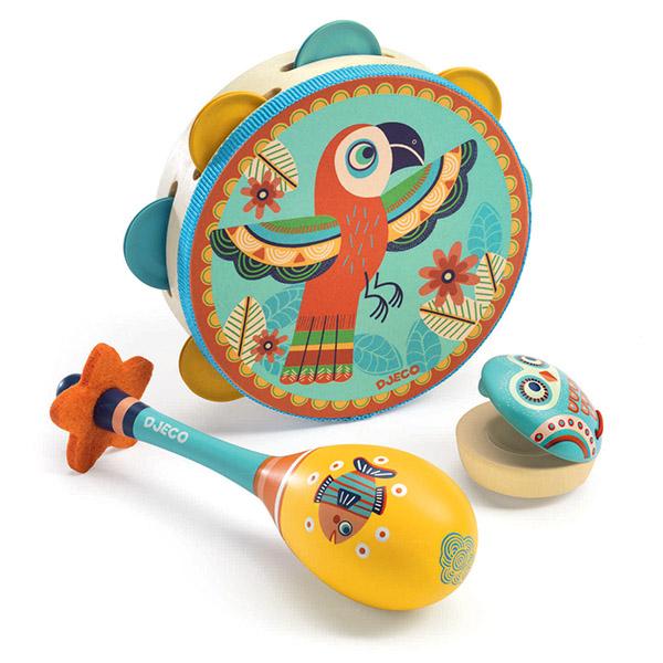 Set Instrumente Animambo Pentru Copii