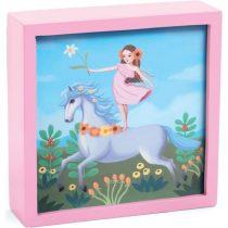 Tabloul Luminos - Unicornul 'Feeric'