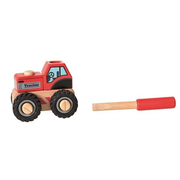 Tractor Cu Piese De Înșurubat
