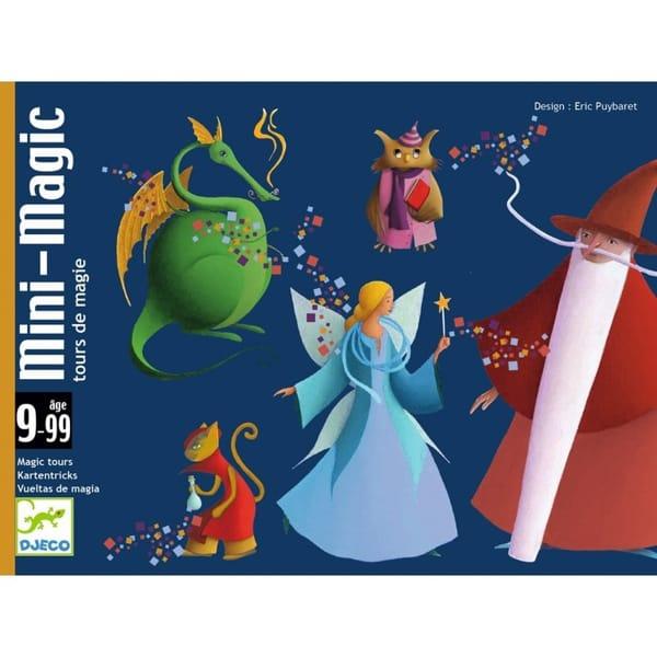 Trucuri Cu Cărți Pentru Copii Mini Magic2