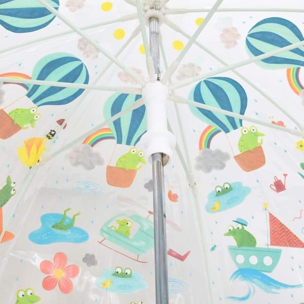 Umbrelă Copii Broscuțe2