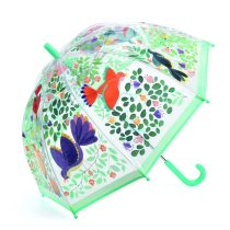 Umbrelă Copii Flori Și Păsări