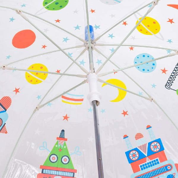 Umbrelă Copii Roboți2